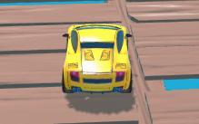 2 Kişilik Araba Yarışı 3D