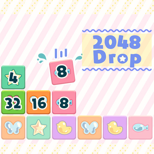 2048 Drop