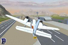 3D Gerçek Uçak Sürme