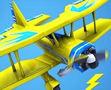 3D Gösteri Uçuşu 2