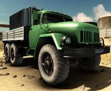 3D Kamyon Şoförü 2