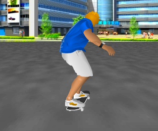 3D Kaykay Kullan