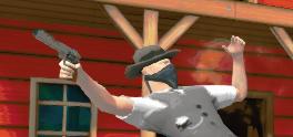 3D Kovboy Savaşı