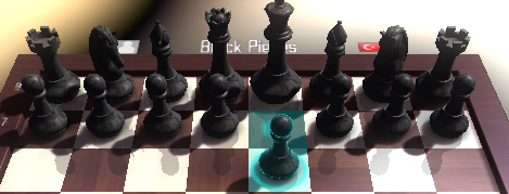 3D Online Satranç