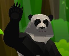 3D Panda Simülasyonu