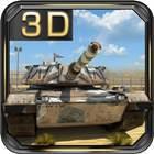 3D Savaş Tankı Park Et