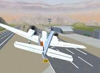 3D Uçak Sürme