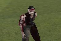 3D Zombi Öldürme