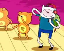 Adventure Time Ritim