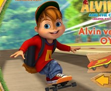 Alvin ve Sincaplar