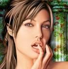 Angelina Jolie Gerçek Makyaj