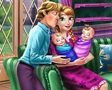 Anna'nın İkiz Bebekleri