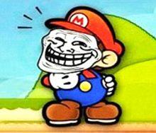 Şanssız Mario