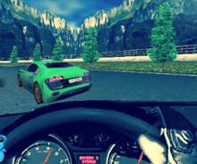 Araba Yarışı Simülatörü
