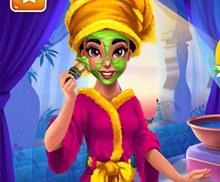 Arap Prensesi Gerçek Makyaj