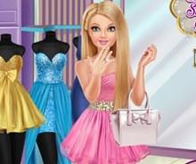 Barbie Alışveriş Gününde