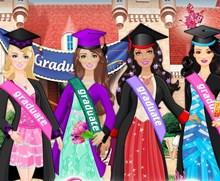 Barbie Diploma Töreni