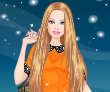 Barbie Gece Alışverişinde