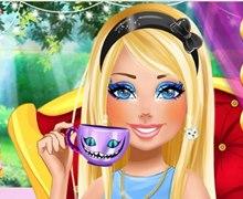 Barbie Keyifli Çay Partisi