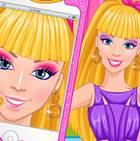 Barbie Selfie Makyajı