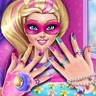 Barbie Tırnak Bakımı