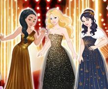 Barbie ve Prensesler Oscar Töreninde