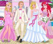 Barbie'nin Eğlenceli Düğünü