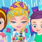 Bebek Elsa Parti Zamanı