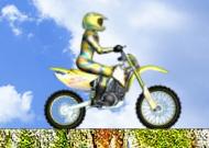 Dağda Motosiklet Sür