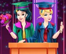 Disney Prensesleri Mezuniyeti