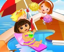 Dora'nın Deniz Macerası