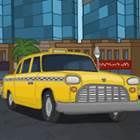 Şehirde Taksi Şoförü Ol