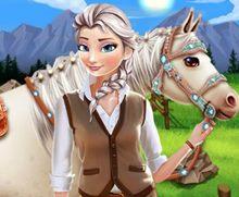 Elsa At Bakımı