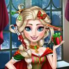 Elsa Yeni Yıl Saçları