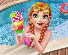 Elsa'nın Havuz Sefası