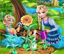 Elsanın Çiçek Bahçesi