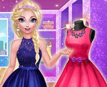 Elsie'nin Rüya Elbisesi