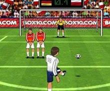 Euro 2016 Serbest Vuruş