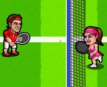 Öfkeli Tenis