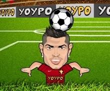 Futbol Yıldızları Kafa Topu Sektirme