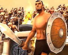 Gladyatör Dövüşleri 3D