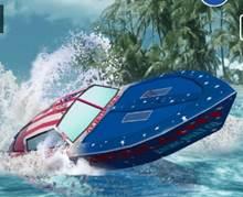 Hız Teknesi Yarışı