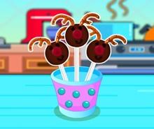 Çikolatalı Buzlu Şeker Yap
