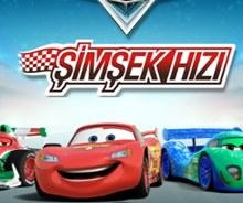 Şimşek McQueen Hızlı Yarış