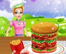 Izgara Hamburger Yap