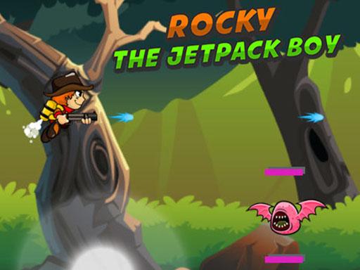 Jetpack Rocky