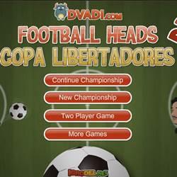 Kafa Topu 2015 - Libertadores Kupası