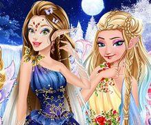 Karlar Ülkesi Prensesleri