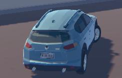 İki Kişilik 3D Araba Yarışı