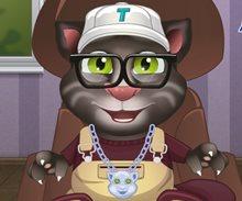 Konuşan Kedi Tom Moda
